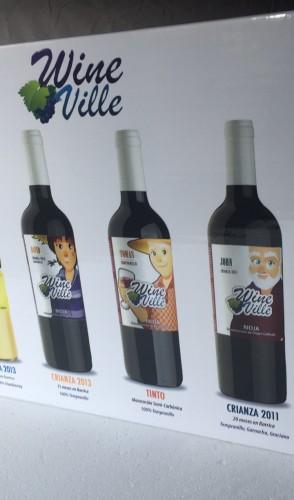 Estuche Wine Ville