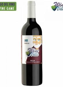 John de Wine Ville: Crianza Selección de Rioja