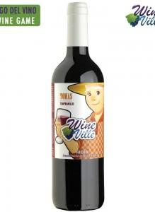 Tomas de Wine Ville: Vino tinto maceración semi-carbónica de Rioja