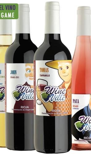 wineville vinos de rioja